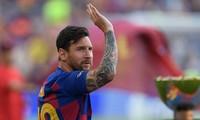 Lionel Messi cần 2 tuần nữa mới có thể trở lại thi đấu.