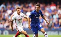 Christian Pulisic chưa chứng tỏ được nhiều tại Chelsea.
