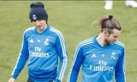 Luka Modric và Gareth Bale chấn thương trong đợt tập trung ĐTQG vừa qua.