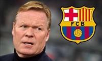 HLV Ronald Koeman có thể trở thành HLV của Barcelona trong mùa hè 2020.