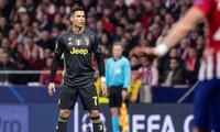 Cristiano Ronaldo từng là chuyên gia sút phạt khi còn khoác áo Real Madrid.