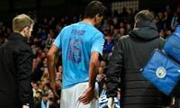 Rodri là cái tên mới nhất gia nhập danh sách chấn thương của Man City.