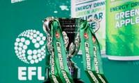 M.U và Man City dễ thở tại tứ kết League Cup 2019/20.