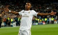 Rodrygo tỏa sáng rực rỡ giúp Real Madrid hủy diệt Galatasaray.