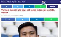 Báo chí Hà Lan khá quan tâm tới sự kiện Văn Hậu cùng U22 Việt Nam dự SEA Games 30.