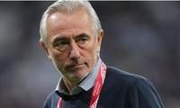 HLV Bert van Marwijk đã quyết định khép lại sự nghiệp huấn luyện.