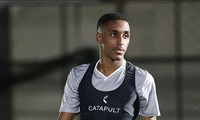 Hậu vệ Khalifa Al Hammadi của U23 UAE.