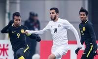 Al Taamari không thể cùng U23 Jordan tham dự trận đấu với U23 UAE.