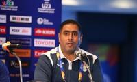 HLV Ahmed Abu Ismail của U23 Jordan.