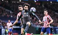 Liverpool gục ngã trước Atletico Madrid.