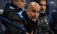 HLV Pep Guardiola khẳng định sẽ tiếp tục gắn bó với Man City.