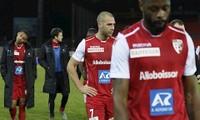 CLB Sion sa thải 9 cầu thủ để tiết kiệm chi tiêu trong mùa dịch Covid-19.