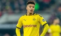 Jadon Sancho đối mặt nguy cơ vắng mặt ở trận Dortmund vs Bayern Munich.