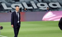 HLV Zinedine Zidane của Real Madrid.