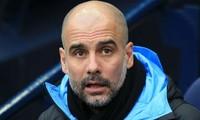 HLV Pep Guardiola của Man City.