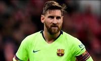 Lionel Messi quyết tâm tời Barcelona.