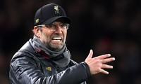 HLV Jurgen Klopp của Liverpool.