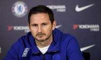 HLV Frank Lampard của Chelsea.