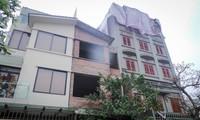"""Căn biệt thự BT1 của vợ chồng cựu Thiếu tướng Nguyễn Thanh Hóa cao 5 tầng""""khác lạ"""" so với các biệt thự khác chỉ có 3 tầng,"""