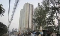Khu chung cư CT6 Xa La phường Phúc La, quận Hà Đông với những tòa chung cư cao tầng vi phạm PCCC nằm trong danh sách 29 công trình vi phạm hiện nay của Hà Nội.