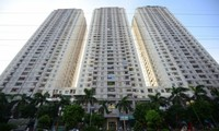 Khu chung cư CT4 Khu đô thị Xa La (Hà Đông) với 3 khối nhà cao tầng nằm trong danh sách 15 công trình không có khả năng khắc phục vi phạm PCCC