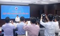 Nhiều vấn đề của Đà Nẵng được báo chí quan tâm tại buổi họp báo. Ảnh: Nguyễn Thành