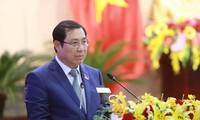 Ông Huỳnh Đức Thơ, Chủ tịch UBND TP Đà Nẵng. Ảnh: Nguyễn Thành