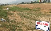 Người dân vây dự án của Cty Bách Đạt An tại thị xã Điện Bàn (Quảng Nam) để đòi sổ đỏ.