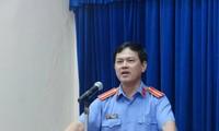 Ông Nguyễn Hữu Linh, Nguyên phó viện trưởng VKSND TP Đà Nẵng