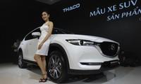 Mazda CX-5 mới được Thaco giới thiệu ra thị trường Việt Nam. Ảnh: Nguyễn Thành