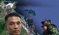 Triệu Quân Sự lẩn trốn gần 100km từ đèo Hải Vân vào TP Tam Kỳ (Quảng Nam) thì bị công an bắt - Ảnh: Nguyễn Thành