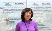 Bà Ngô Thị Kim Yến, Giám đốc Sở Y tế TP Đà Nẵng