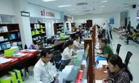 Công chức TP Đà Nẵng. Ảnh: Nguyễn Thành