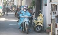 Công tác khử khuẩn các khu vực có nguy cơ lây nhiễm cao đang được Đà Nẵng triển khai.