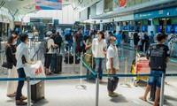 Sân bay, bến xe Đà Nẵng đã dần nhộn nhịp trở lại