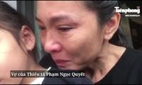 Đưa thi thể 22 cán bộ chiến sĩ bị nạn về Đông Hà: Nghẹn ngào nỗi đau