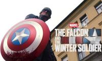 """""""The Falcon and The Winter Soldier"""" tập 4: Bucky rơi nước mắt, MCU trở nên đen tối hơn"""