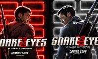 Ngắm loạt tạo hình mới toanh của Snake Eyes và các thành viên vũ trụ G.I. Joe nào!