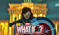 """""""What If...?"""" tập 1: Đâu đó trong Đa vũ trụ Marvel, có một """"Đội Trưởng"""" tên Peggy Carter!"""
