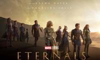 """Angelina Jolie đẹp như mơ trong trailer mới nhất của đội anh hùng Marvel bất tử """"Eternals"""""""