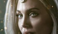 """""""Eternals"""" tung poster mới, Angelina Jolie tiết lộ lý do tham gia Vũ trụ điện ảnh Marvel"""
