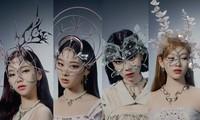 """Fan K-Pop rủ nhau bắt trend chỉnh sửa ảnh theo phong cách Synk Dive từ """"nữ thần"""" aespa"""