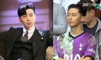 """Tưởng bận đi quay """"Captain Marvel 2"""" nhưng sao Park Seo Joon lại ngồi xem bóng đá ở Anh?"""