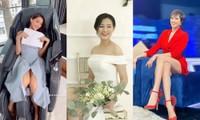 Nhìn dàn sao nữ bối rối vì váy ngắn hoặc xẻ cao mới thấy Hoa hậu Đỗ Thị Hà xử lý cực khéo