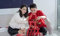 Điều kỳ lạ từ bộ ảnh quảng cáo duy nhất của cặp đôi Phùng Thiệu Phong - Triệu Lệ Dĩnh