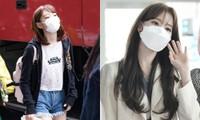 Nhìn style của Sakura trước và sau khi gia nhập IZ*ONE mới thấy stylist xứ Hàn quá giỏi