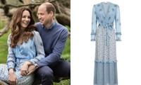 """Nhiều lần được khen tiết kiệm nhưng sao Công nương Kate lại """"mất điểm"""" vì mẫu váy cũ này?"""