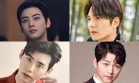 """Những mỹ nam xứ Hàn khiến bạn diễn phải """"dũng cảm"""" lắm mới dám nhận lời đóng cặp cùng"""