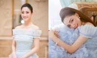 """Vì sao Hòa Minzy không sợ bị """"dìm dáng"""" dù đụng hàng váy với Nhã Phương, Lương Thùy Linh?"""