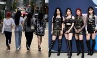Lý do nào khiến ảnh chụp đời thường của aespa khiến netizen giật mình nhận không ra?